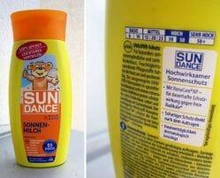 Produktbild zu SUNDANCE KIDS Sonnenmilch LSF 50