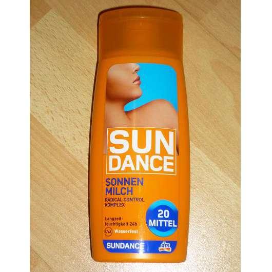 SunDance Sonnenmilch LSF 20