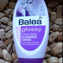 Balea Glossy Fuß & Bein Schimmer Creme