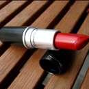 M.A.C. Lipstick, Farbe: Russian Red