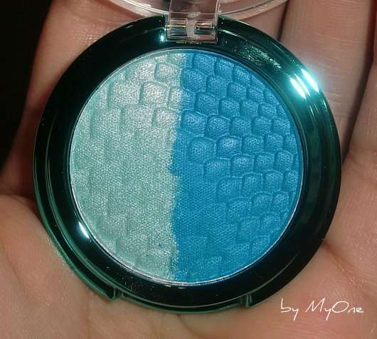 p2 deep water love eyeshadow, Farbe: 030 Poseidon (Limited Edition)