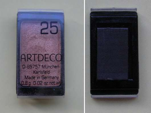 Artdeco Aqua Glow Bronzing Collection Lidschatten, Farbe: 25 Warm Beach