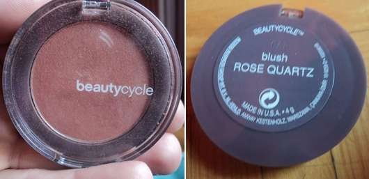 beautycycle Blush, Farbe: Rose Quartz
