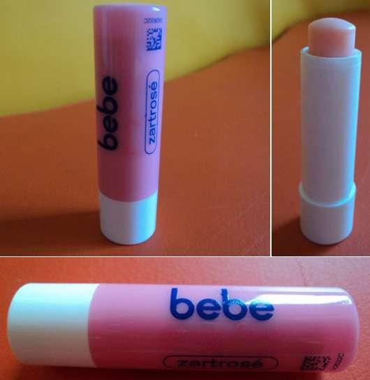 bebe Young Care Zartrosé Lippenpflege