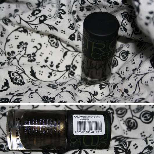 """CATRICE Ultimate Nail Lacquer, Farbe: Welcome to the Jungle (""""Papagena"""" LE)"""