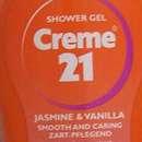 Creme 21 Showergel Jasmine & Vanilla (Reisegröße)