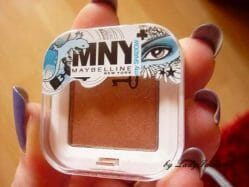 Produktbild zu MNY Eyeshadow – Farbe: 122A (LE)