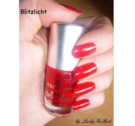 essence multi dimension XXL shine nail polish, Farbe: 77 call it fame