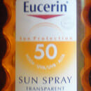 Eucerin Sun Protection Transparent LSF 50