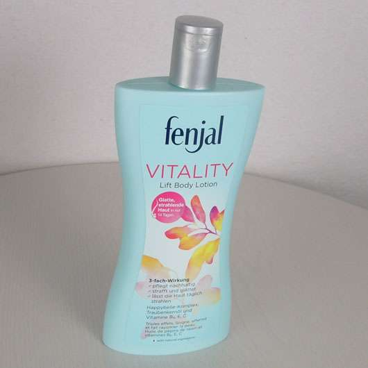fenjal Vitality Lift Body Lotion 3-fach-Wirkung