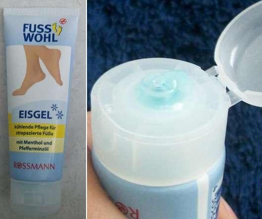 FussWohl Eisgel