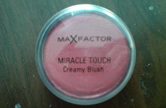 Max Factor Miracle Touch Creamy Blush, Farbe: 09 Soft Murano