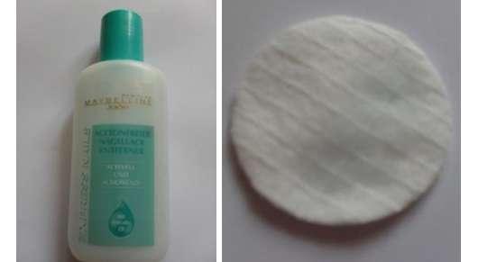 Maybelline Jade Express Nails Acetonfreier Nagellackentferner