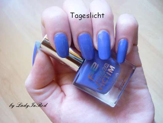 p2 color victim nail polish, Farbe: 540 poetic