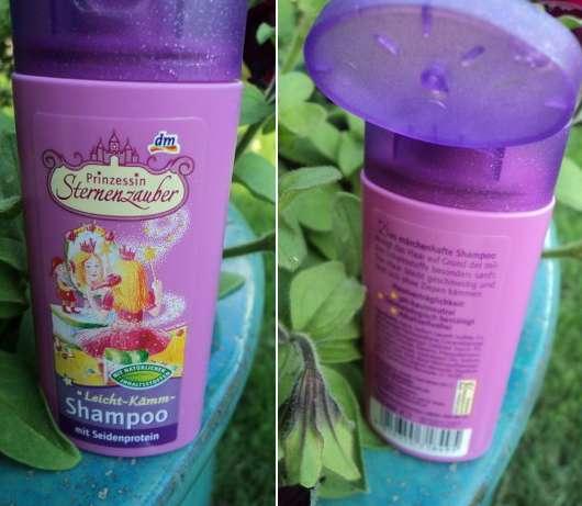 Prinzessin Sternenzauber Leicht-Kämm-Shampoo mit Seidenprotein