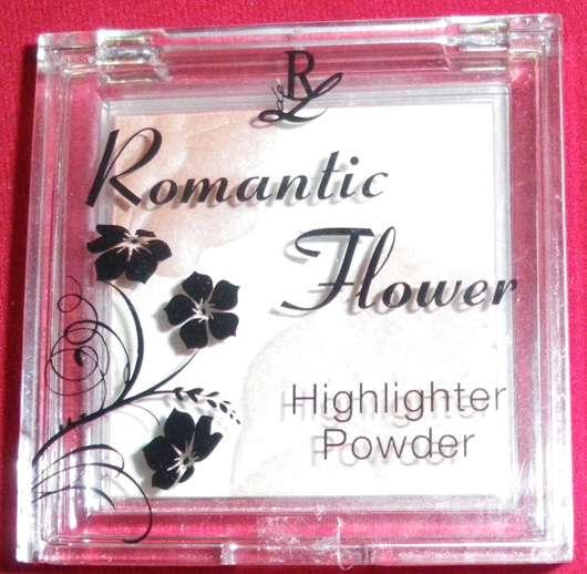 Rival de Loop Romantik Flower Highligher Powder (Limited Edition)