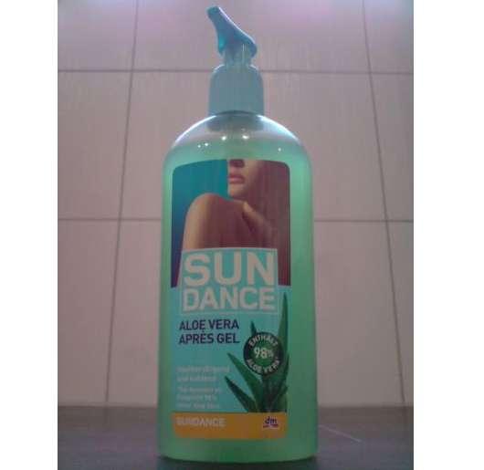 SunDance Aloe Vera Après Gel