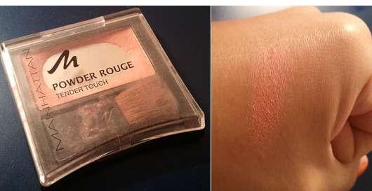 Manhattan Powder Rouge Tender Touch, Farbe: Fresh Peach