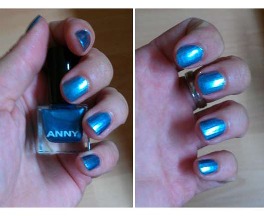 """Anny Nail Polish, Farbe: No. 389 """"ocean in a bottle"""""""