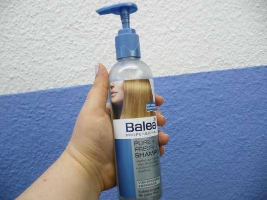Balea Professional Pure + Fresh Shampoo