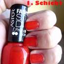 ASTOR FASH'N STUDIO Fruity Scent Nagellack, Farbe: 123 Red Fruits