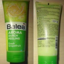 "Produktbild zu Balea Aroma Duschpeeling ""Fresh Grapefruit"""