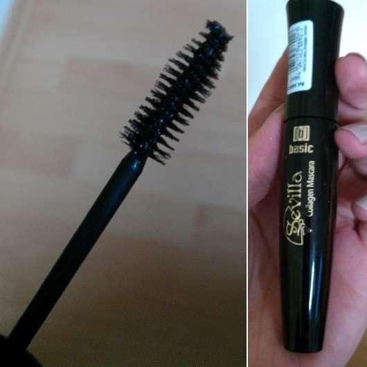 <strong>basic</strong> Sevilla Collagen Mascara - Farbe: fuego negro (LE)