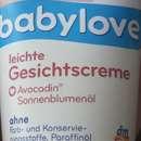babylove leichte Gesichtscreme