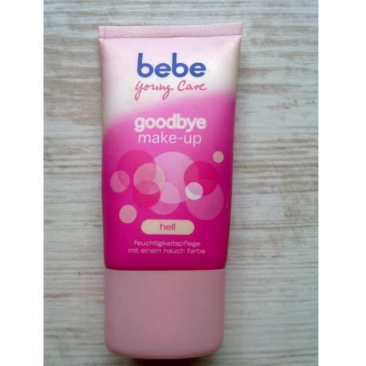 bebe Young Care Goodbye Make-up, Farbe: hell