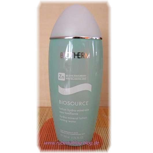 Biotherm Biosource Erfrischendes Gesichtswasser für normale und Mischhaut