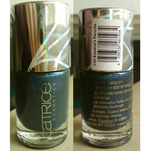 """Catrice Ultimate Nail Lacquer, Farbe: C02 Houston's Favorite (""""Out of Space"""" LE)"""