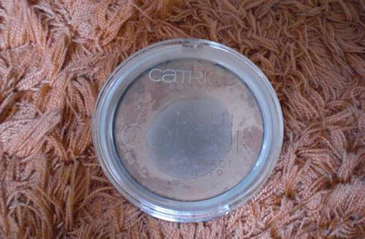 Catrice Mulit Colour Compact Powder, Farbe: 020 Sand Beige