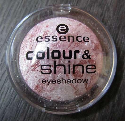 essence colour & shine eyshadow, Farbe: 09 trip to venus