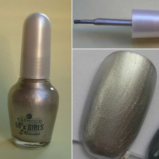 essence 50's girls reloaded nail polish, Farbe: 04 love me tender (Limited Edition)