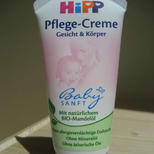 Hipp Babysanft Pflege-Creme Gesicht & Körper