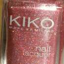 KIKO Nail Laquer, Farbe: 247 Microglitter Fuchsia