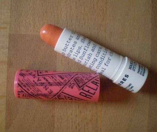 Korres Mandarin Lip Butter Stick, Farbe: Peach
