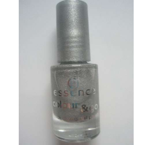 essence color & go quick drying nail polish, Farbe: can't cheat on me