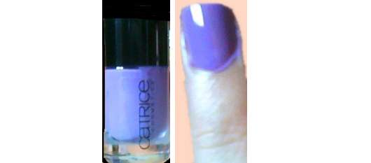 Catrice Ultimate Nail Laquer, Farbe: 130 Lucky in Lilac