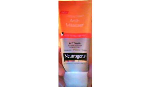 Neutrogena Visibly Clear Anti-Mitesser SOS Reinigungs-Kur