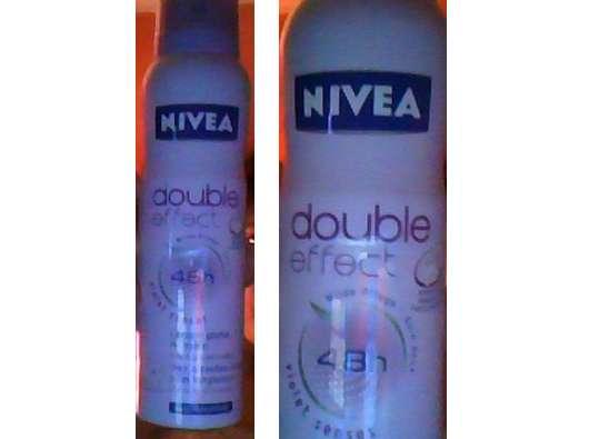 Nivea double effect 24h Deospray