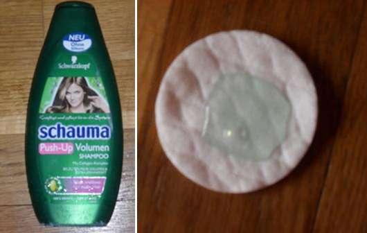 Schauma Push-Up Volumen Shampoo (für feines, kraftloses und müdes Haar)