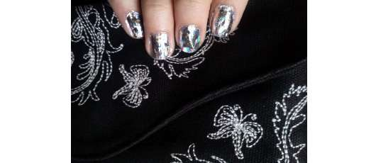 essence nails in style nail transfer foil set, Farbe: 02 style my glamour (Limited Edition)