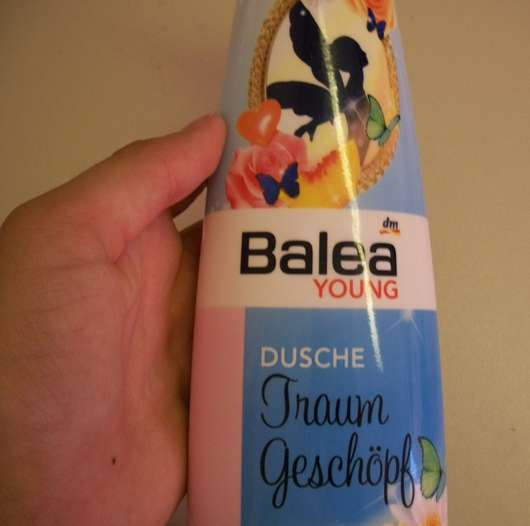 Balea Young Dusche Traumgeschöpf