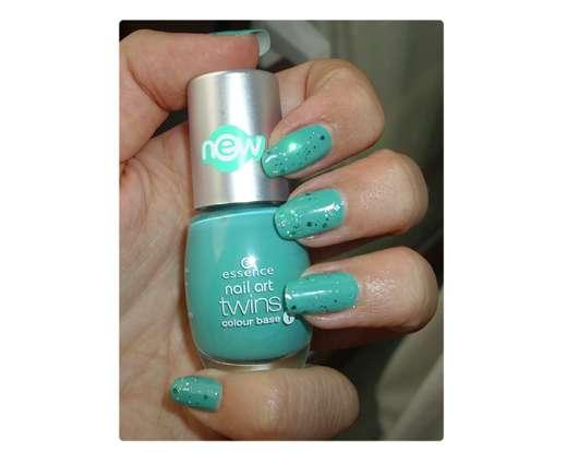 essence nail art twins colour base, Farbe: 06 bella