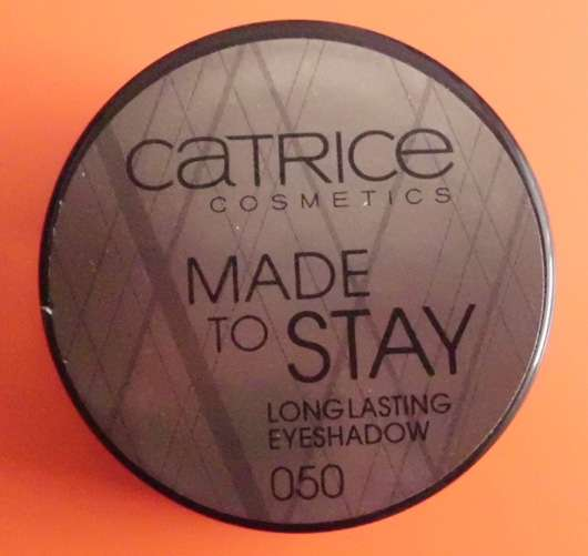 """Catrice """"Made to Stay"""" Longlasting Eyeshadow, Farbe: 050 Metal of Honour (LE)"""