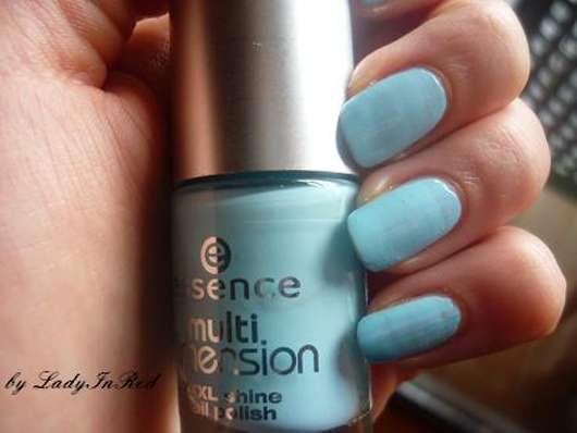 essence multi dimension XXL shine nail polish, Farbe: 74 Fall for me
