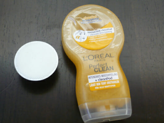 L'Oréal Paris Perfect Clean Intensives Waschpeeling + cleanPod