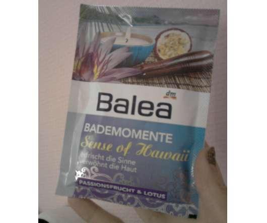 "Balea Bademomente ""Sense of Hawaii"" Passionsfrucht & Lotus"