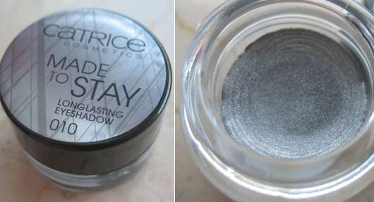 Catrice Made To Stay Longlasting Eyeshadow, Farbe: 010 Pearly Habour